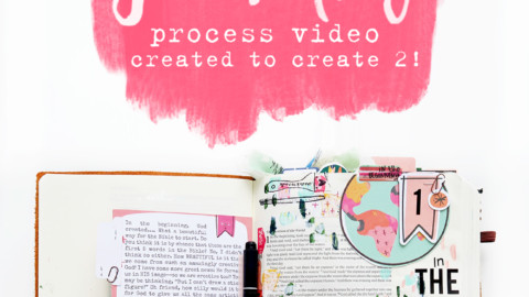 Create To Create Process Video