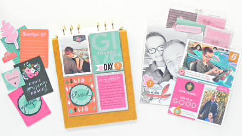 Gratitude Documented Inspiration from the Bella Blvd Creative Team