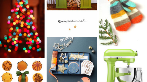 December Artist Mood Board & New Releases: Advent