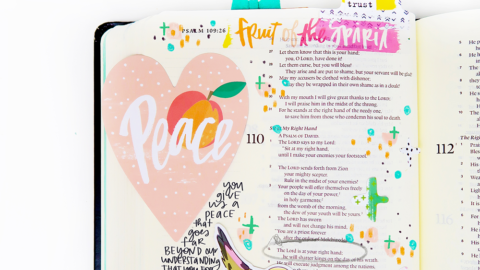 NEW RELEASE | FRUIT OF THE SPIRIT