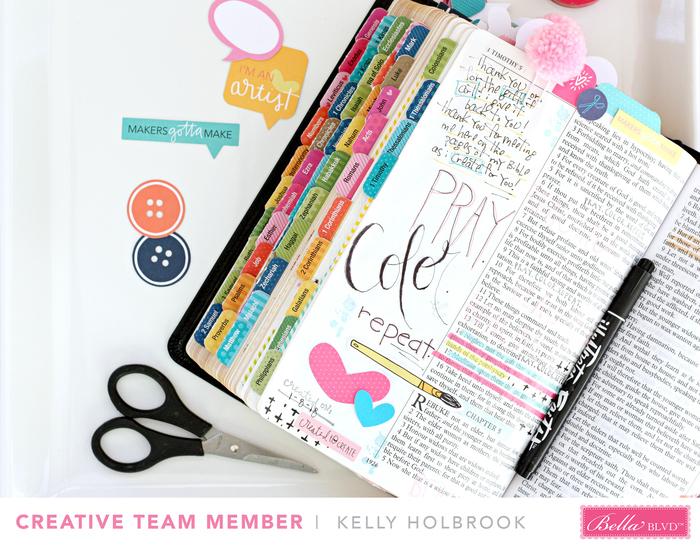 Bella Blvd Creative Team RoundUp - February 2018