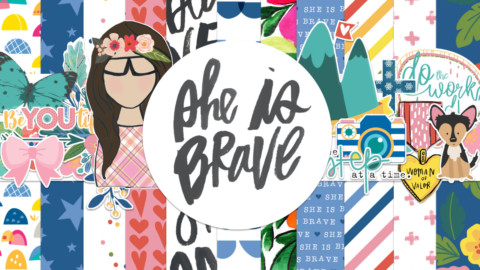 She Is Brave: Stephanie Smokovich Benefit Bundle