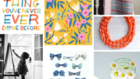 April Artist Mood Board & New Releases: It's Complicated