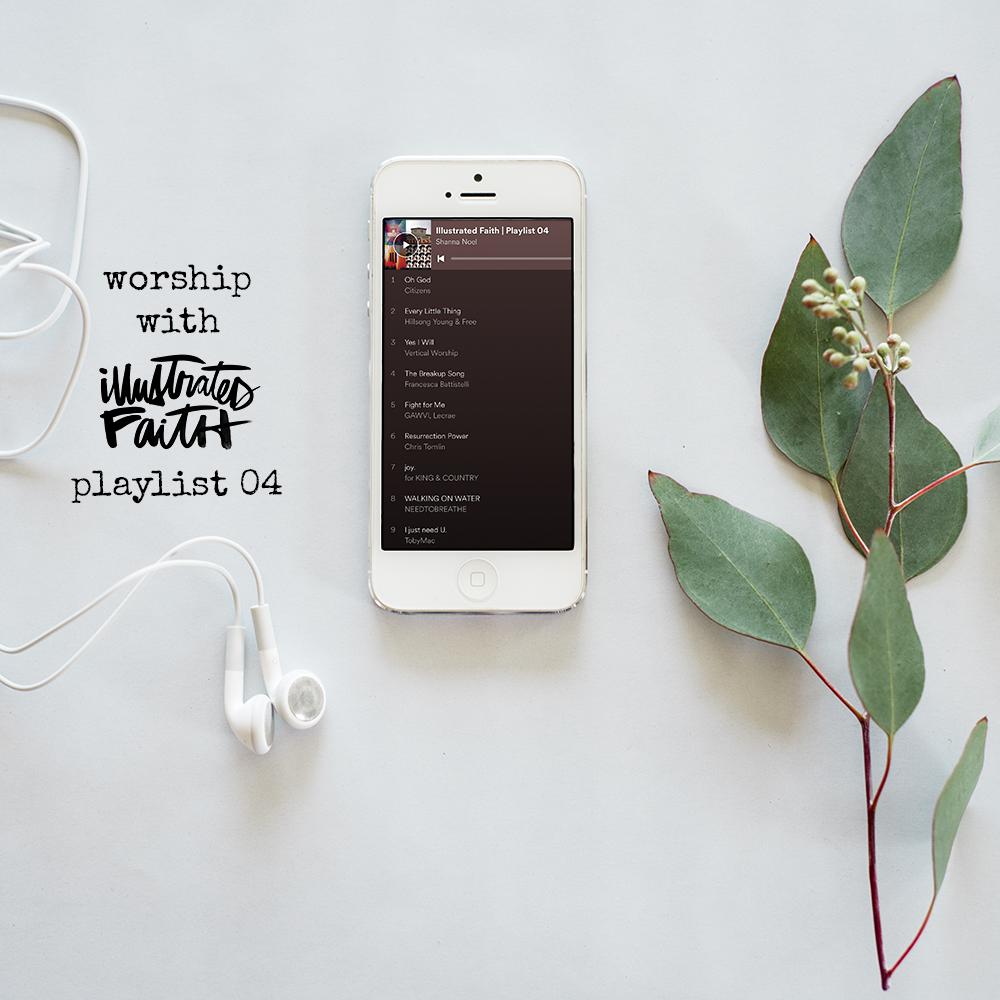 Worship with Illustrated Faith   Playlist 04   Psalm 95:1