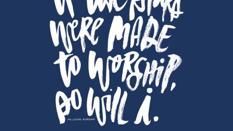 Sunday Inspiration from Hillsong Worship