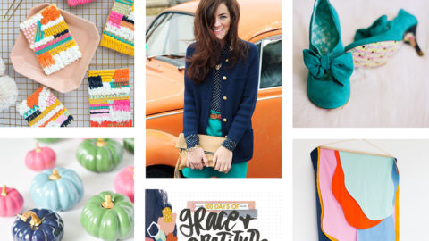 October Artist Mood Board & New Releases: Grace Upon Grace