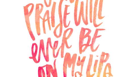 Sunday Inspiration from Bethel Music