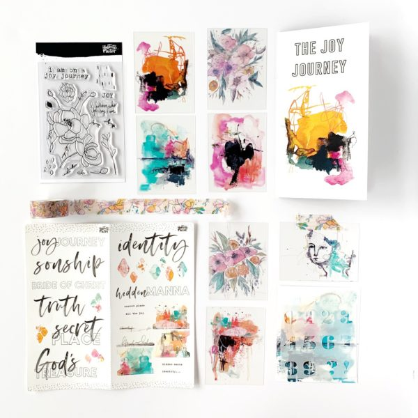Illustrated Faith Joy Journey Kit