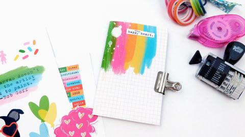 Print & Pray DIY Love Passport