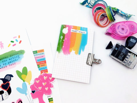 Print & Pray DIY Love Passport