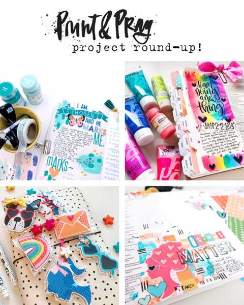 Jan & Feb Print & Pray Project Round-Up