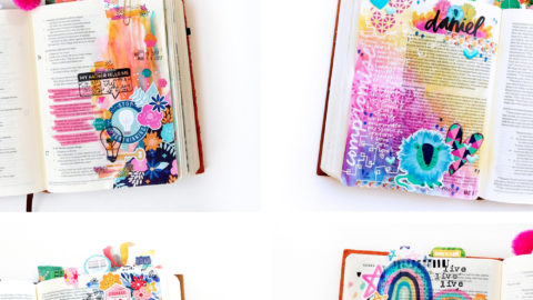 Paper Play – Print & Pray Project Round-Up!
