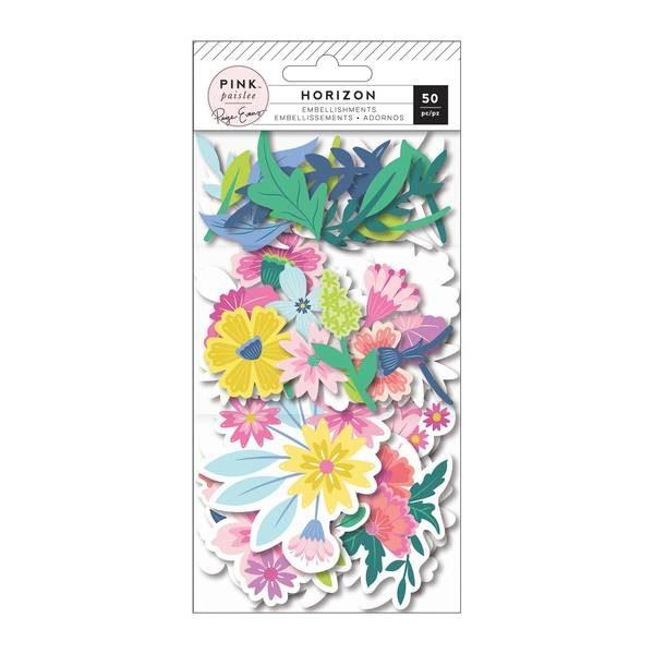 Paige Evans Horizon Floral Embellishments