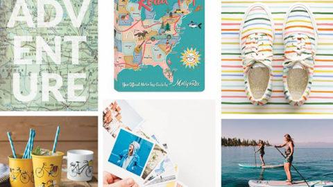 June Artist Mood Board & New Releases: Scenic Route