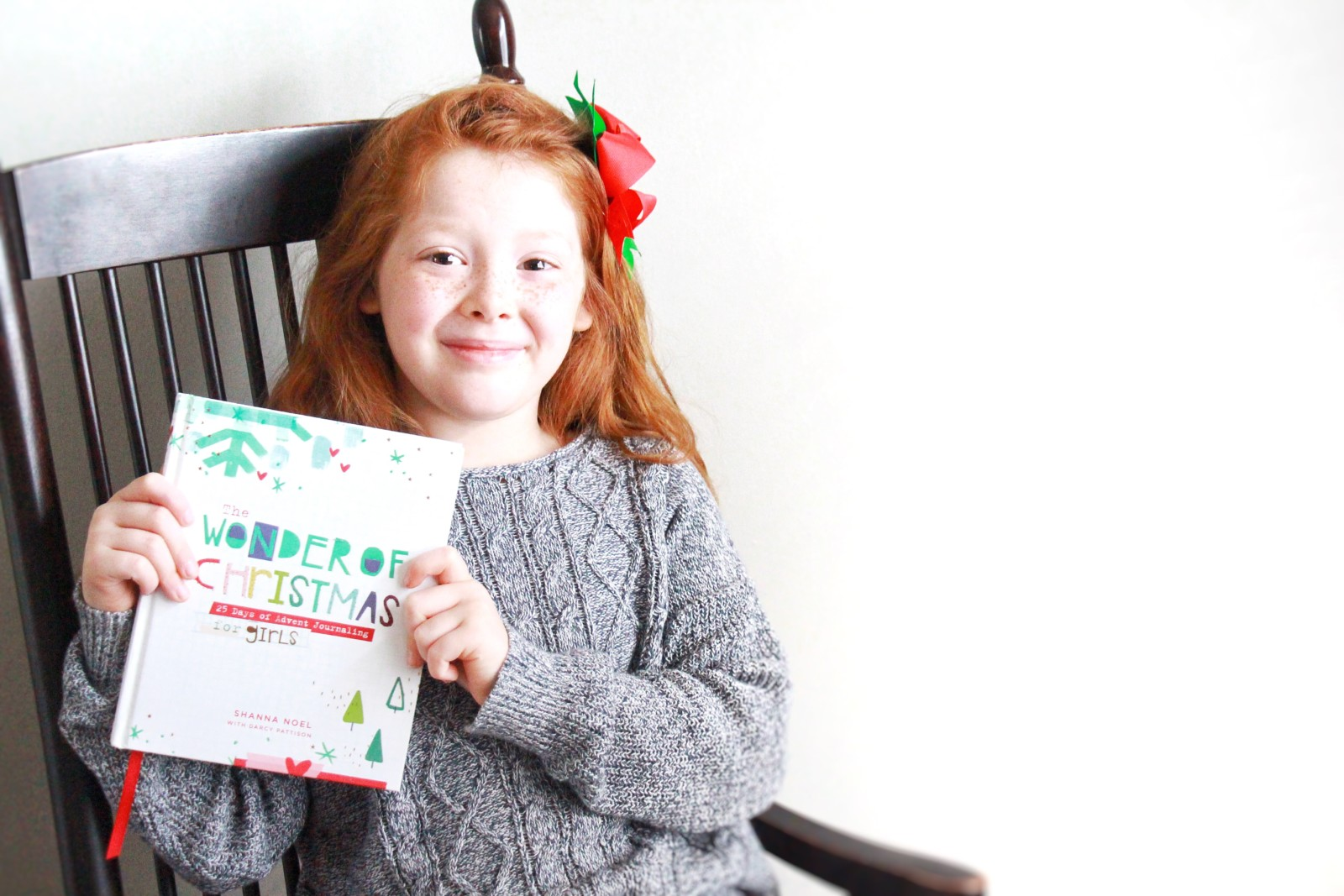 The Wonder of Christmas   Day 4   Bible Journaling With Kids by Bekah Lynn aka SimplyBekah