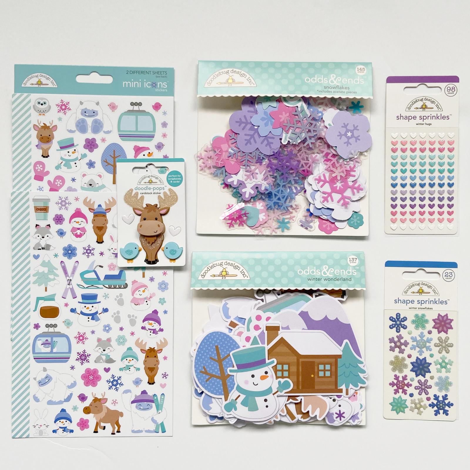 Winter Wonderland Collection Bundle